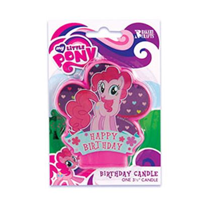 """* My Little Pony Candle 3"""" Each"""
