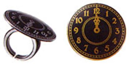 * New Year Clock Midnight Ring 12 count