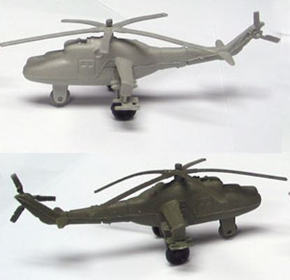 "U.S. Army Helicopter 3.5"" Each"