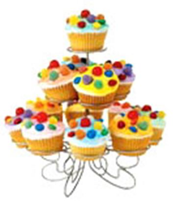 Cupcake Dessert Stand Holds 13 Each
