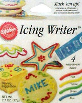 Icing Writer 4 color
