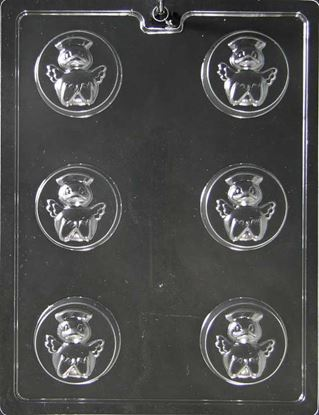 Baby Duck Cookie Candy Mold 6 cavity