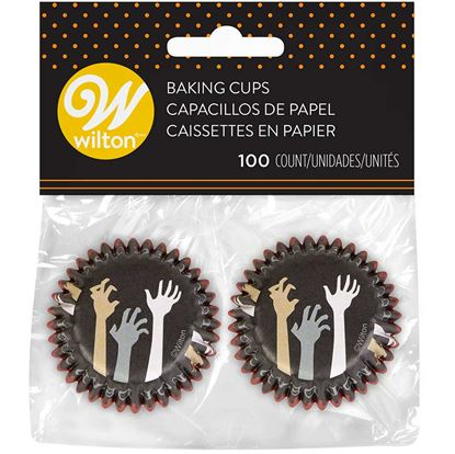 Not Dead Yet Mini Bake Cups 100 count