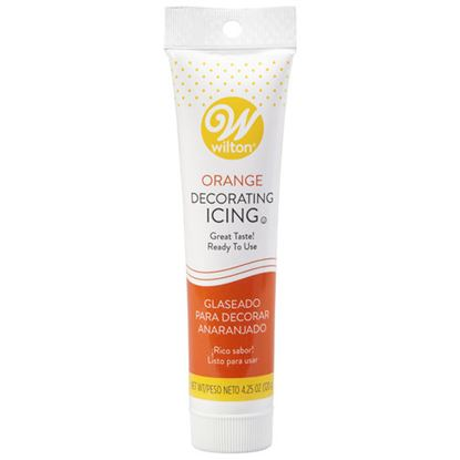 Icing in Tube Orange 4.25 oz