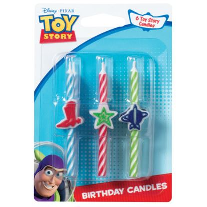 * Toy Story Icon Candle Each