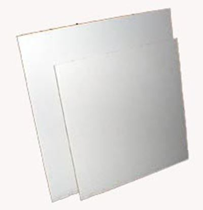 "10"" Square Coated Cardboard Pad Each"