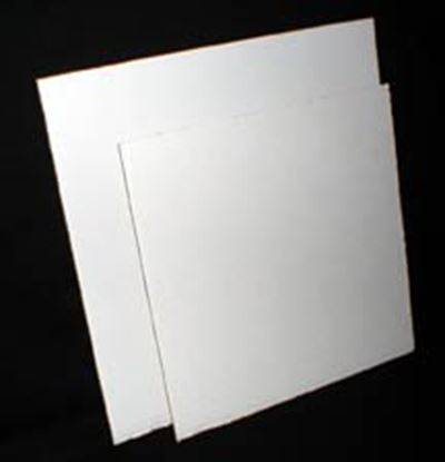 "12"" Square Coated Cardboard Each"