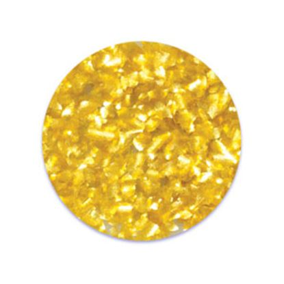 * Gold Edible Glitter 1/4 oz