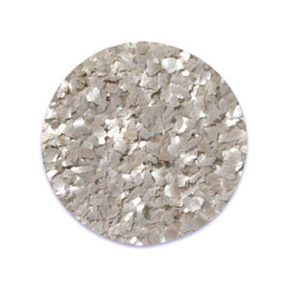 * Silver Edible Glitter 1/4 oz