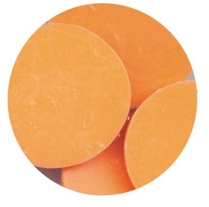 Clasen Orange Coating Chocolate 1 lb