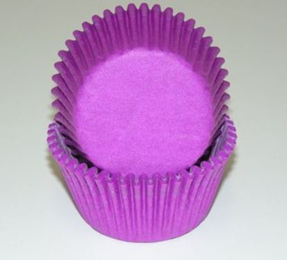 "Purple Cup 1 7/8"" Base x 1 1/4"" Wall approx 100"