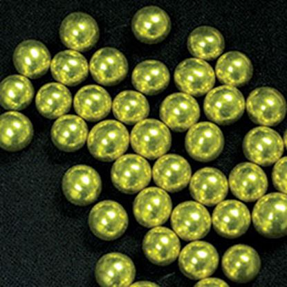 Gold Dragees #5 (8mm) 3 oz