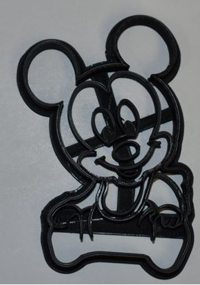 Baby Mickey Mouse Cookie Cutter Each