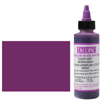 Eggplant Airbrush Color 4 oz