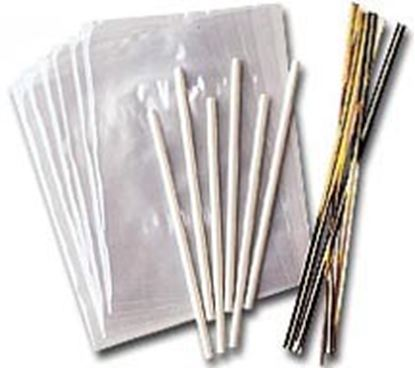 Lollipop Wrapping Kit 18 count