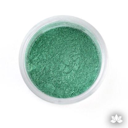 Bottle Green Luster Dust 2 gram Each