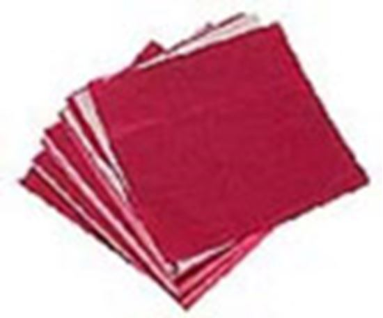 """Foil Wrappers Red 3""""x 3"""" approx 500"""