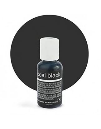 Coal Black Liqua-Gel .70 oz