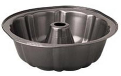 "Fluted Non-stick Tube Pan 9 3/4"" x 3 3/8"" Each"