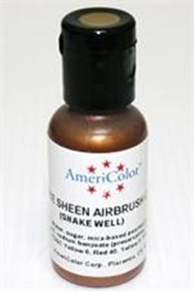 Bronze Sheen Airbrush .65 oz Each