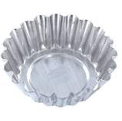 "* 2 1/8"" x 3/4"" Tartlet Pan 5 count"