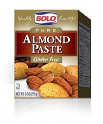 Almond Paste Boxed 8 oz