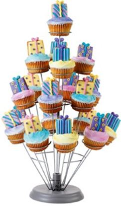Cupcake N More 19 Stand Holds 19 Each