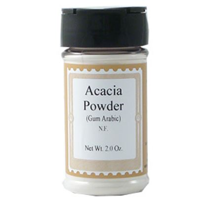 Acacia N.F. (Gum Arabic) Powder 2 oz