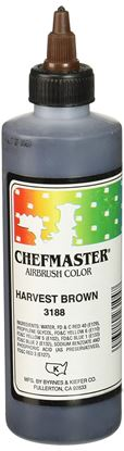Brown Harvest Airbrush Color 8 oz