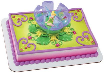 * Tinker Bell in Flower DecoSet® Each