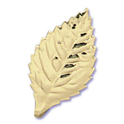 "Gold Foil Leaves 1 3/8"" 144 ccount"