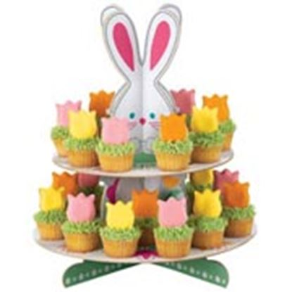 "* Hop n Tweet Treat Stand 10"" x 11"" Each"