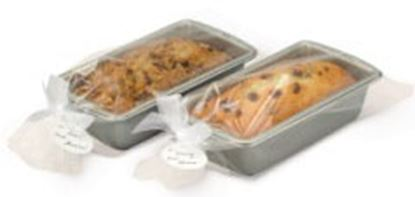 Clear Treat Bags with Ties 4 count