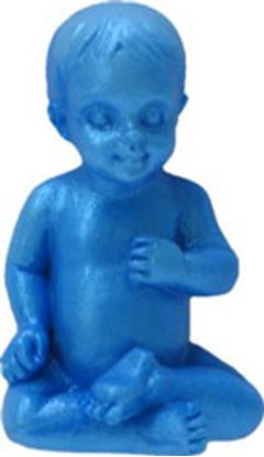 * Baby #4 Sitting Baby Silicone Mold Each