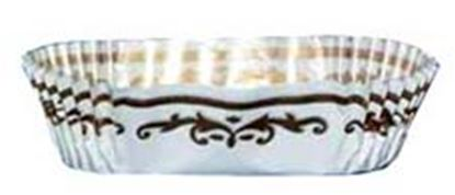 """Eclair Cup 1 1/4"""" x 3 1/8"""" Base x 7/8"""" Wall approx 100"""