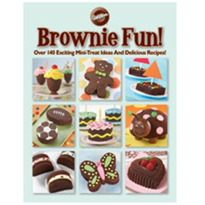 Brownie Fun Book 112 pages soft cover Each