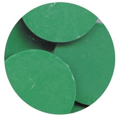 Clasen Dark Green Coating Chocolate 1 lb