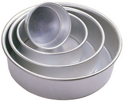 "12"" x 3"" Deep Round Pan  Each"