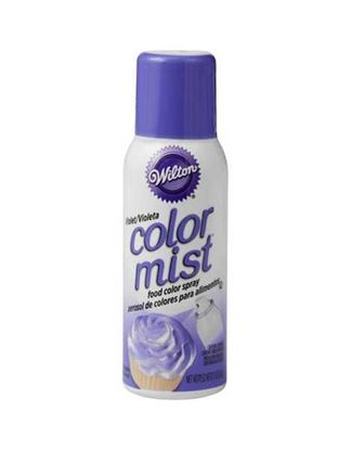 Violet Color Mist Food Spray 1.5 oz Each