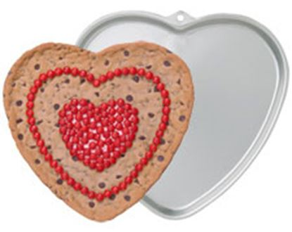 * Heart Giant Cookie Pan Each