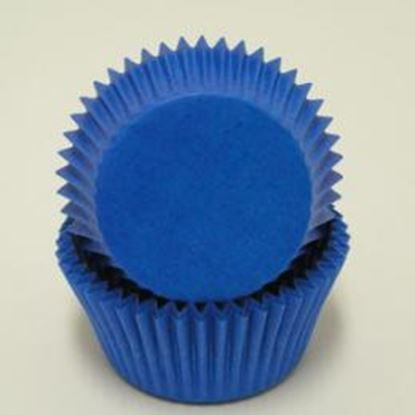 "Blue Mini Cup 1 1/4"" Base x 3/4"" Wall approx 100"