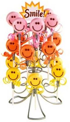 * Swirly Lollipop Holder Each