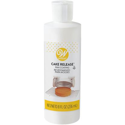 Cake Release 8 oz squeeze bottle