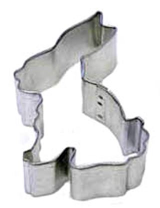 """Bunny Cookie Cutter 3 1/4"""" Each"""