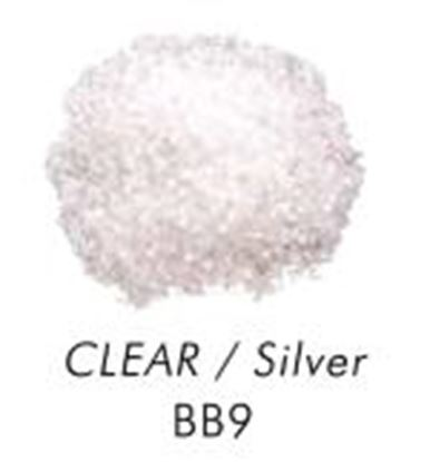 Bakery Bling Clear with Silver Glitter 3 oz