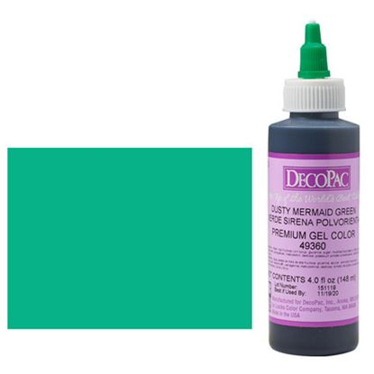 * Dusty Mermaid Green Liqua Gel 4 oz