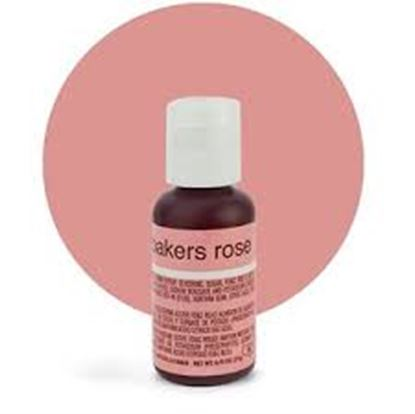 Bakers Rose Liqua-Gel .70 oz