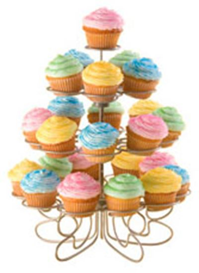 Mini Cupcake Stand holds 24 Each