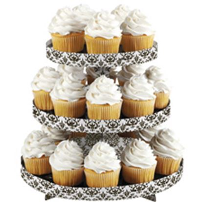 Damask Treat Stand Each