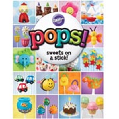 POPS! Sweet on a Stick Book 112 pages